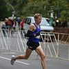Hall is dominant at mile 22