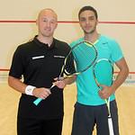 Men's Round 1 Stait v Abouelghar