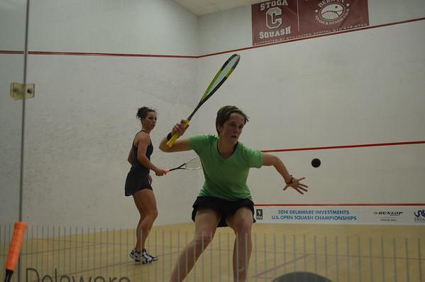 Women's Round 1 Lust v Stoker