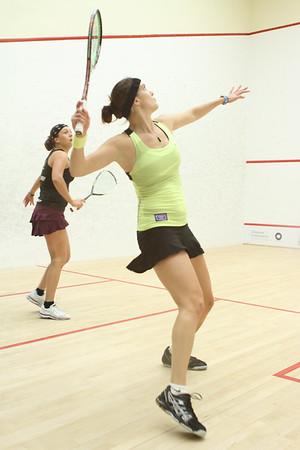 Women's Round 1 Cornett v Saffery