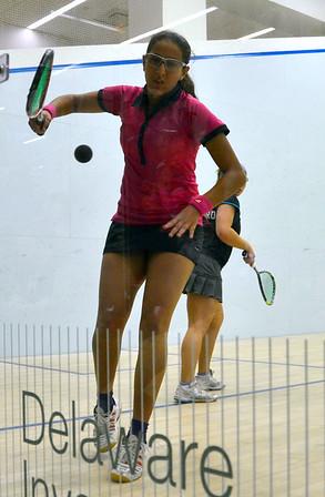 Women's Round 1 Mohamed v Blatchford
