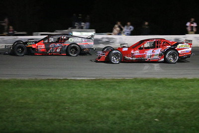 US Open/RoC Sportsman Series - 9/22/18 - Lancaster Speedway