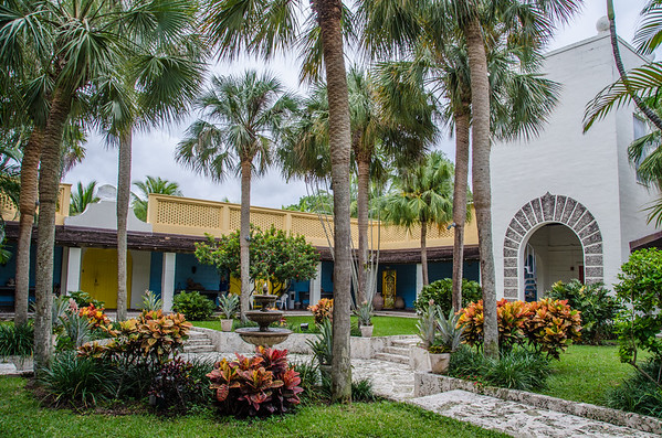 The Bonnett House Museum & Gardens, a historic home and family-friendly thing to do in Fort Lauderdale, Florida