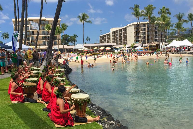 The Kona Brewers Festival in Kona Hawaii