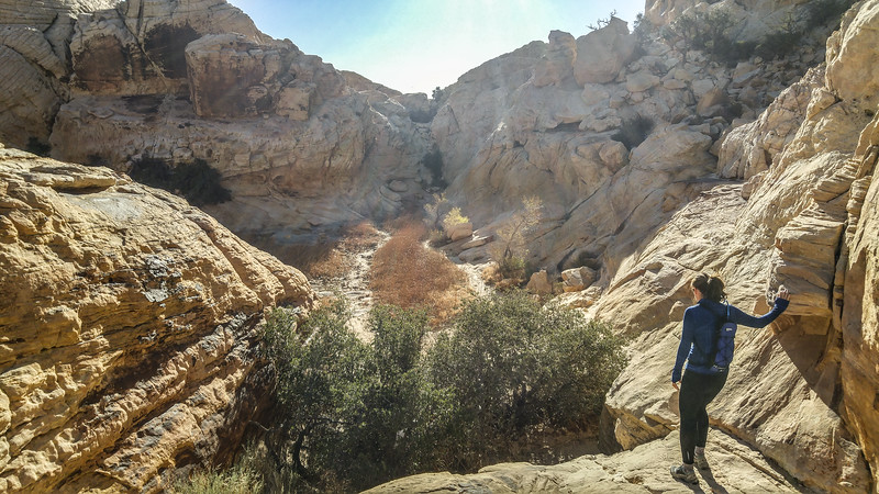 Hiking in Las Vegas | Calico Tanks Trail, Red Rock Canyon, Las Vegas, NV