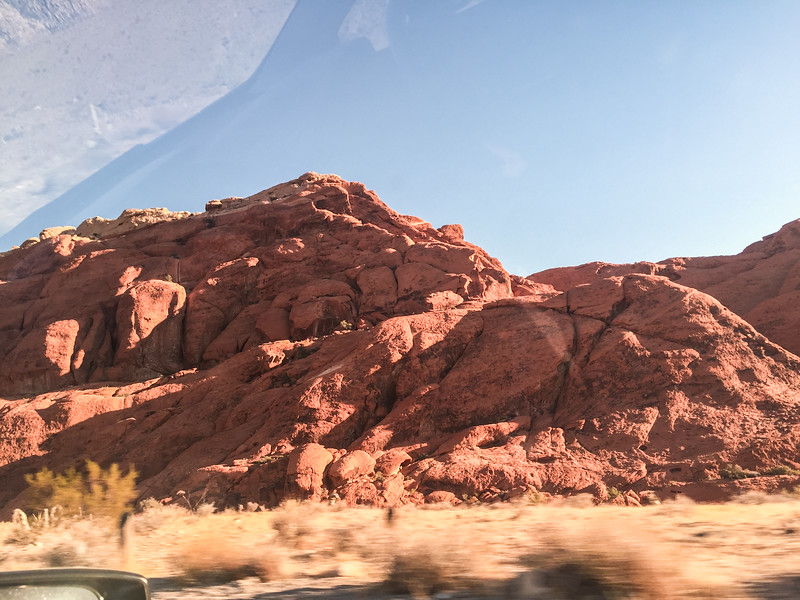 Things to do off the Vegas Strip | Red Rock Canyon, Las Vegas, NV