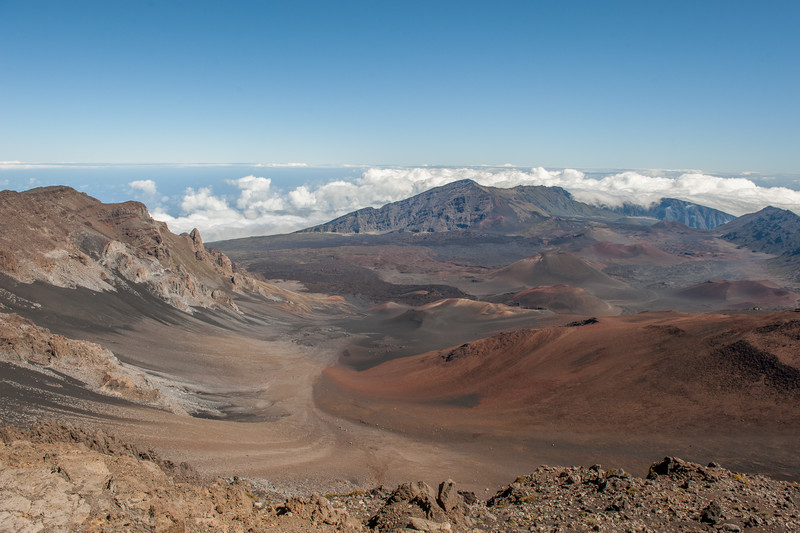Haleakala Crater, Haleakala National Park: Maui Travel Guide