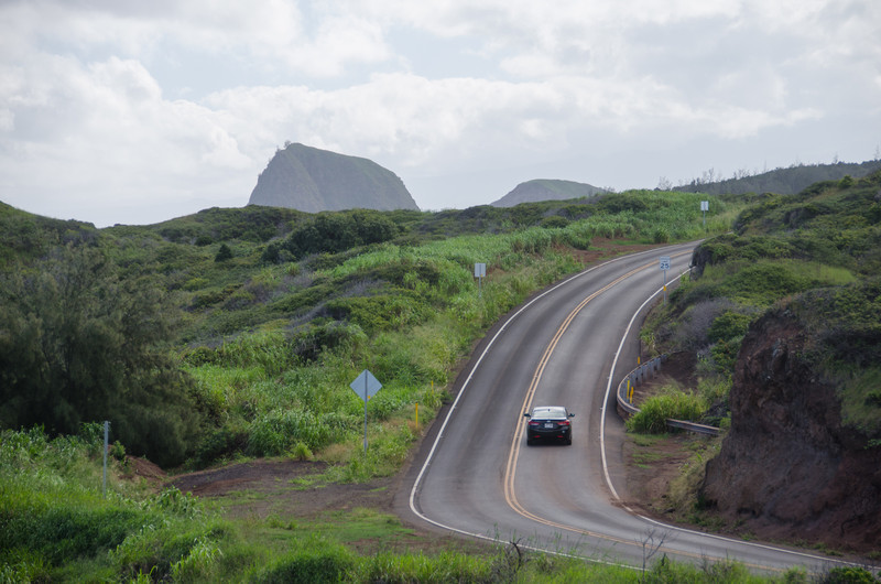Driving and renting a car in Maui