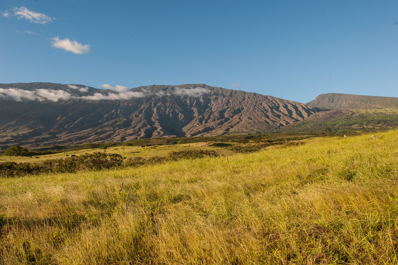 Kaupo Area (backside of Haleakala) at sunset: Road to Hana tour stops, Maui