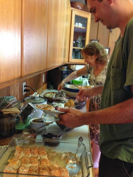 The kindness of strangers: Thanksgiving dinner on Molokai, Hawaii