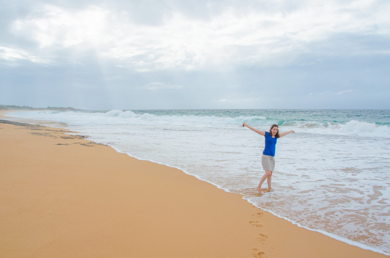 Empty beaches on Molokai Island, Hawaii | Things to do on Maui