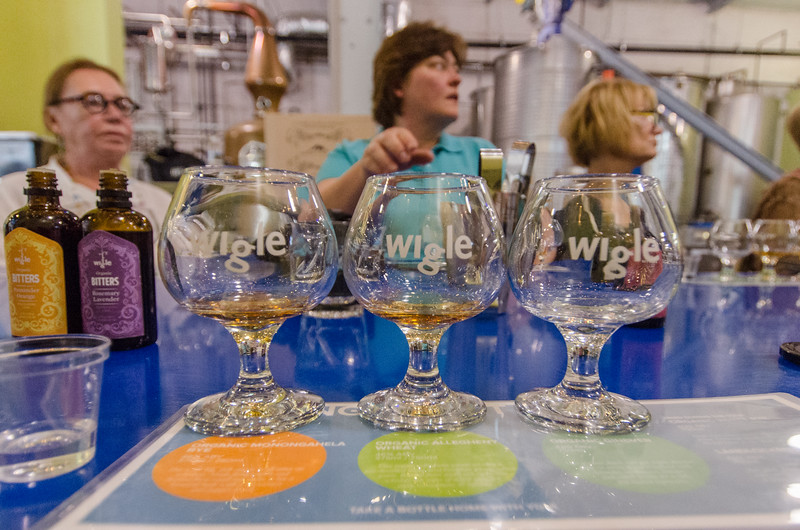 Where to Eat (and drink!) in Pittsburgh | Wigle Whiskey, craft whiskey distillery in Pittsburgh, PA