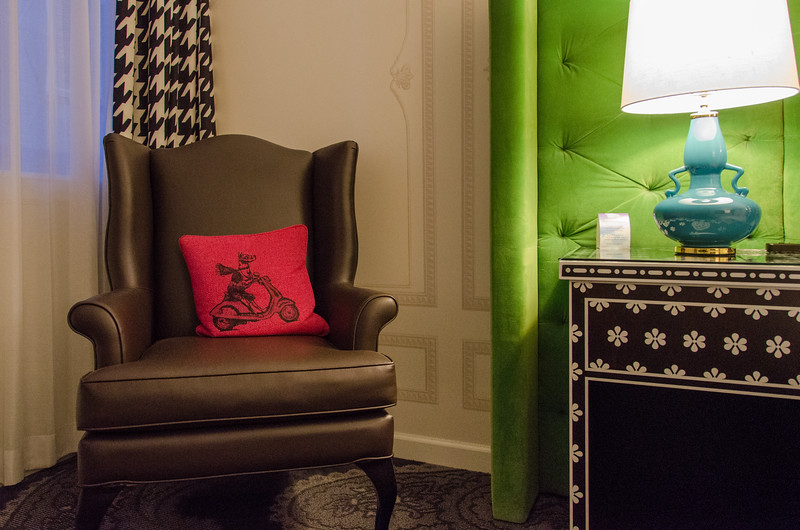 Hotel Monaco, a Kimpton boutique hotel in Pittsburgh