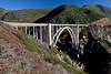 Bixby Bridge along Big Sur Coastline