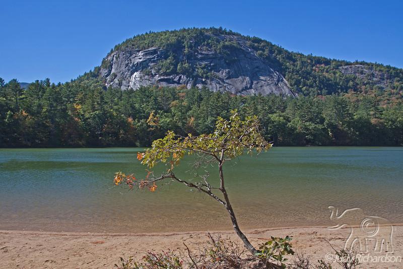 White Horse Ledge & Echo Lake in Echo Lake State Park ~ New Hampshire