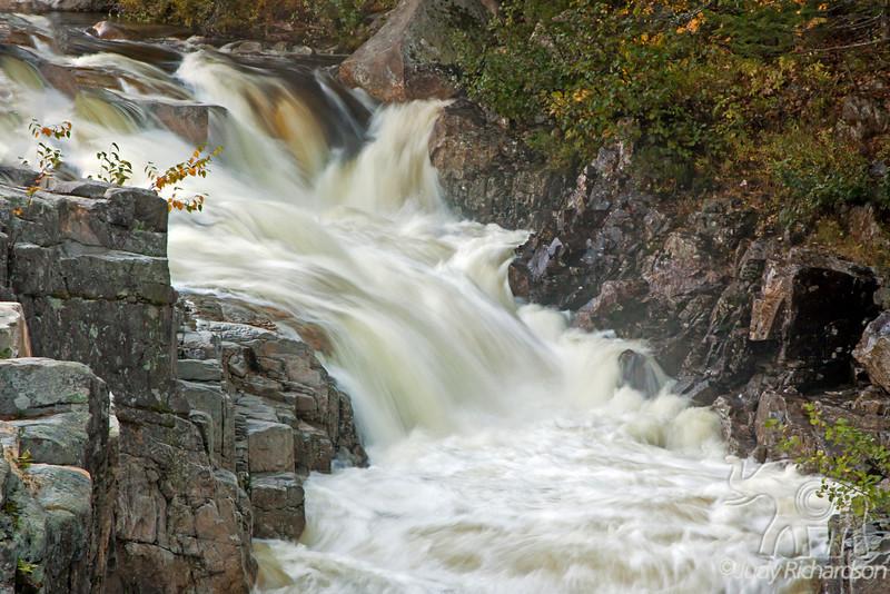 Rocky Gorge lower waterfalls