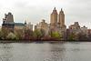 The El Dorado~a luxury housing cooperative across lake in Central Park