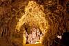 """""""Framed Sculpture"""" at Carlsbad Caverns"""