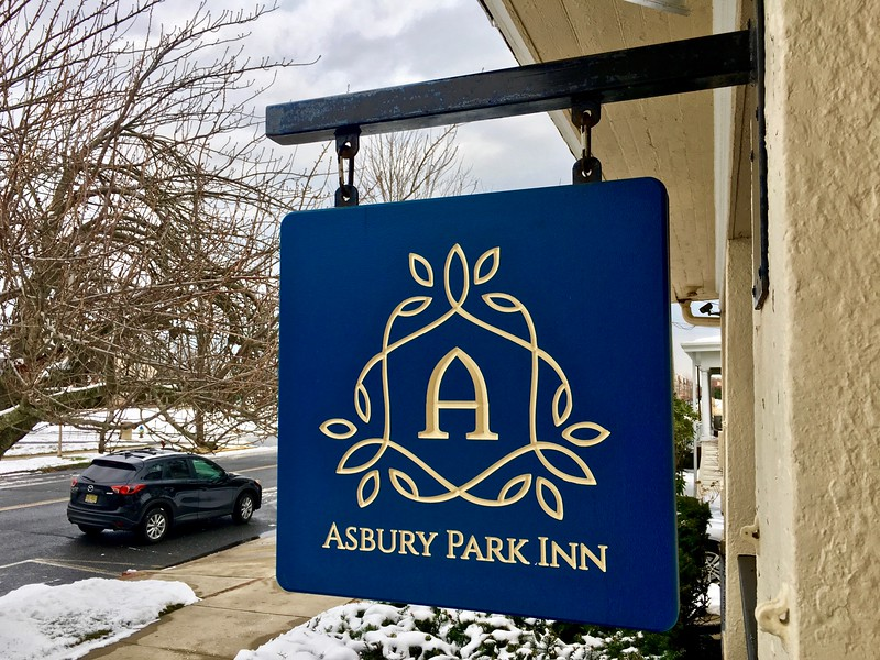 the Asbury Park Inn in Asbury Park, New Jersey