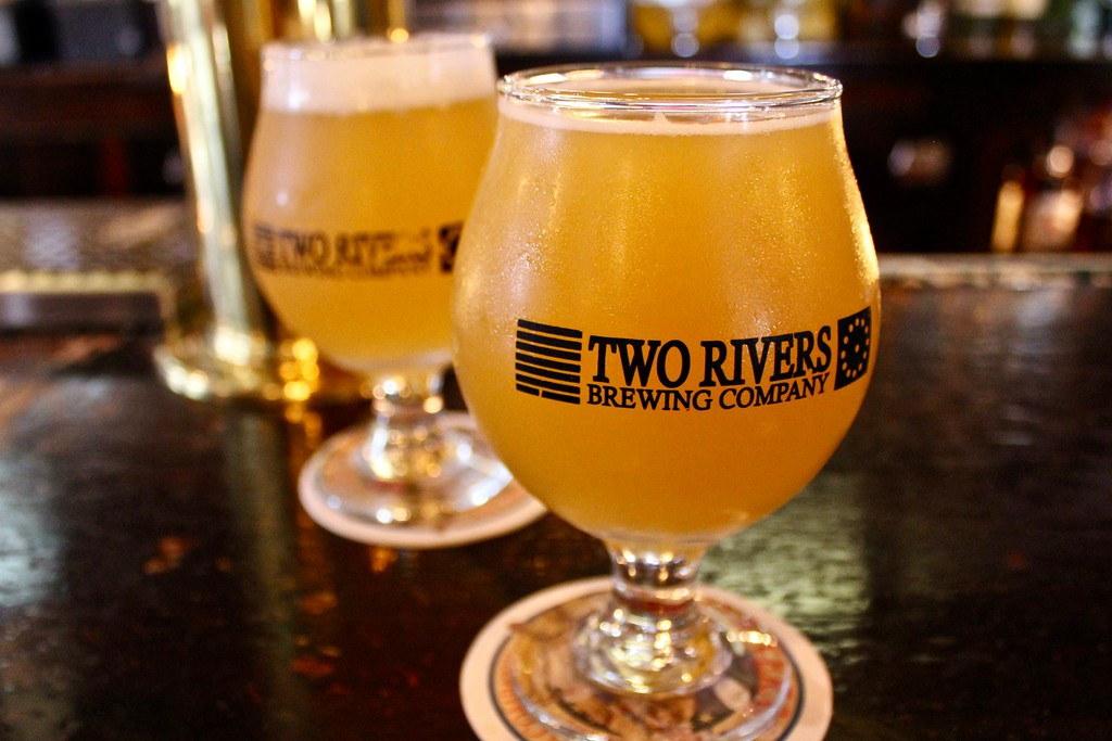 Two Rivers Brewing Company in Easton, PA