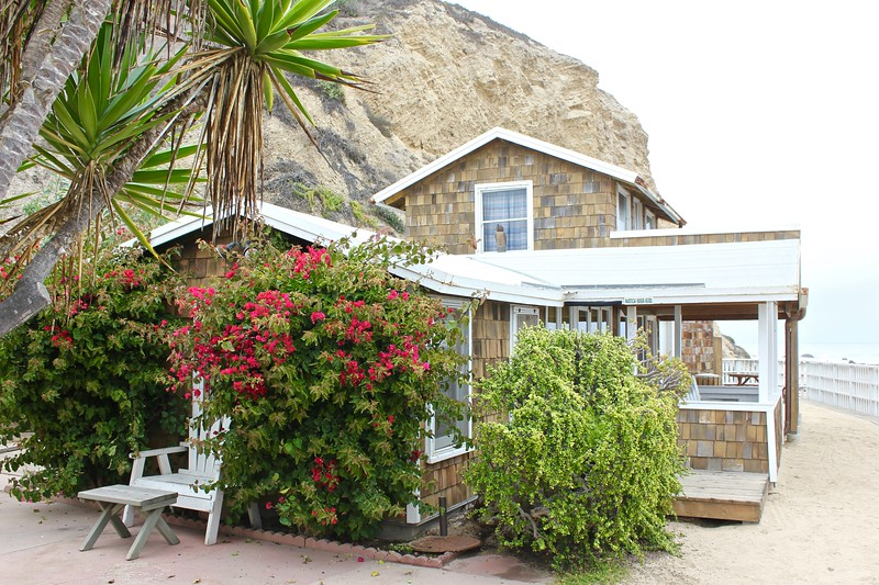 the house used for the movie Beaches in Crystal Cove, Newport Beach, California