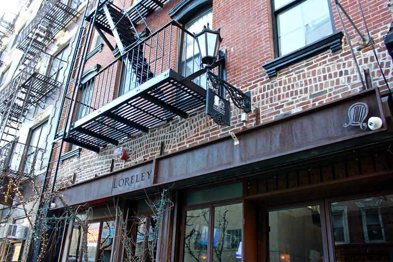 Loreley Restaurant and Beer Garden in New York City