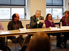 HOLLY PELCZYNSKI - BENNINGTON BANNER Tom Dee,  President and CEO of Southwestern Vermont Medical Center in Bennington talks about resources available at SVMC during a roundtable discussion addressing the opioid epidemic