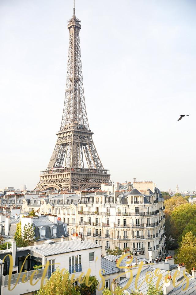 #EiffelDusk