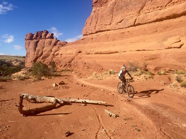 Moab Mountain Bike 11/8/2015