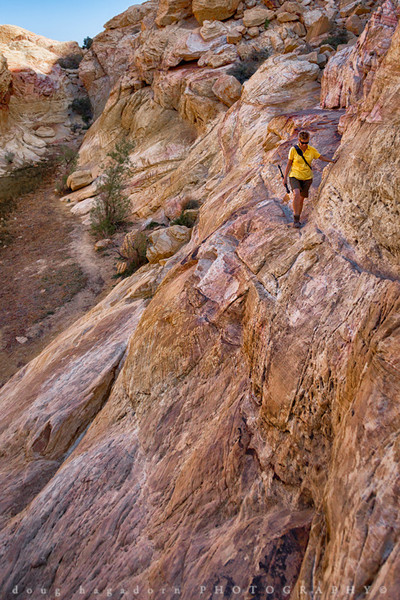 Hiking the Red Rocks (#0613)