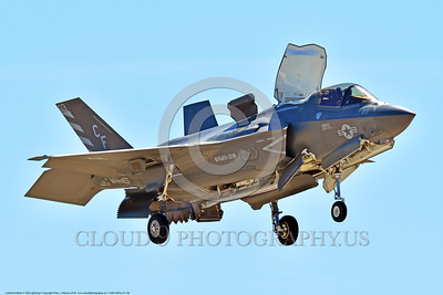 F-35B-VMFA-211 00006 A flying Lockheed Martin F-35B Lightning II USMC 168339 stealth jet fighter VMFA-211 AVENGERS CF code in VSTOL hoover mode MCAS Miramar 9-2016 military airplane picture by Peter J  Mancus