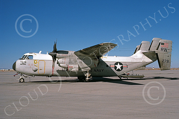 US Navy VRC-30 PROVIDERS Military Airplane Pictures