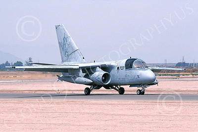 S-3USN 00059 A taxing Lockheed S-3 Viking USN 160576 VS-35 BOOMERANGERS NAF El Centro 4-2002 military airplane picture by Michael Grove, Sr