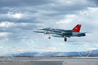 Boeing F-18C-USN 00084 A landing Boeing F-18C Hornet USN 164257 VFA-113 STINGERS USS Carl Vinson NAS Fallon 3-2013 military airplane picture by Peter J Mancus