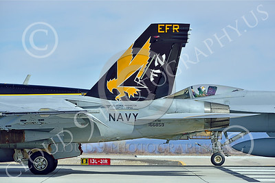 Boeing F-18E-USN 00229 Close up tail of a Boeing F-18E Super Hornet USN 166859 VFA-115 EAGLES commanding officer's airplane USS George Washington NF code on runway for take-off at NAS Fallon 2-2015 military airplane picture by Peter J Mancus