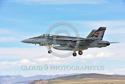 F-18E-USN-VFA-137 0006 A Boeing F-18E Super Hornet USN 165897 jet fighter VFA-137 KESTRELS CAG USS Carl Vinson lands at NAS Fallon 4-2016 and converts rubber into smoke military airplane picture by Peter J  Mancus