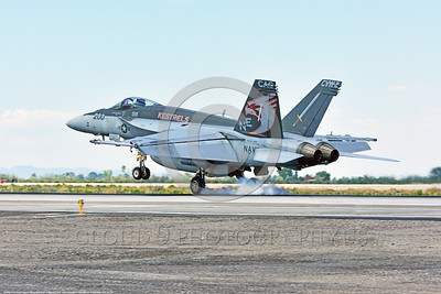 F-18E-USN-VFA-137 0009 A Boeing F-18E Super Hornet USN 165897 jet fighter VFA-137 KESTRELS CAG USS Carl Vinson lands at NAS Fallon 4-2016 and converts rubber into smoke military airplane picture by Peter J  Mancus