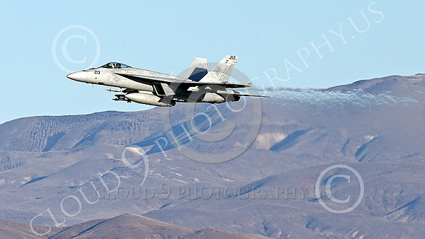 Boeing F-18E-USN 00152 A Boeing F-18E Super Hornet jet fighter USN VFA-14 TOPHATTERS flying at NAS Fallon 1-2015 military airplane picture by Peter J Mancus