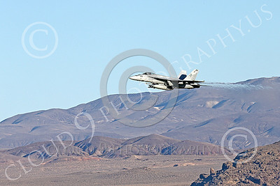 Boeing F-18E-USN 00118 A Boeing F-18E Super Hornet jet fighter USN VFA-14 TOPHATTERS flying at NAS Fallon 1-2015 military airplane picture by Peter J Mancus