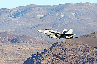 Boeing F-18E-USN 00112 A Boeing F-18E Super Hornet jet fighter USN VFA-14 TOPHATTERS flying at NAS Fallon 1-2015 military airplane picture by Peter J Mancus