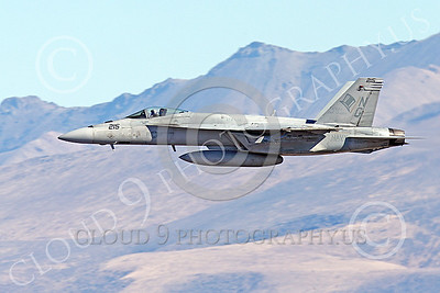 Boeing F-18E-USN 00146 A flying Boeing F-18E Super Hornets USN VFA-14 TOPHATTERS 1-2015 military airplane picture by Peter J Mancus