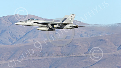 Boeing F-18E-USN 00158 A flying Boeing F-18E Super Hornets USN VFA-151 VIGILANTES 1-2015 military airplane picture by Peter J Mancus