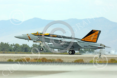 Boeing F-18E-USN 00070 A Boeing F-18E Super Hornet jet fighter USN 168471 VFA-151 Vigilantes USS John C Stennis lands at NAS Fallon 7-2014 military airplane picture by Peter J Mancus