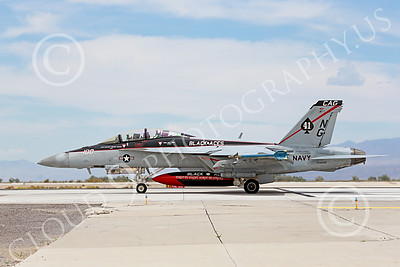 Boeing F-18F-USN 00036 A Boeing F-18F Super Hornet jet fighter USN 166842 VFA-41 Black Aces CAG USS John C Stennis on runway for take-off at NAS Fallon 7-2014 military airplane picture by Peter J Mancus