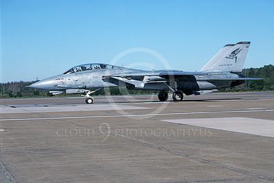 F-14USN 00913 A taxing Grumman F-14 Tomcat USN 162921 VF-101 GRIM REAPERS NAS Oceana 11-2003, by Harold Weiss
