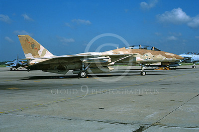 F-14USN 00857 A static Grumman F-14 Tomcat USN 162693 VF-74 BEDEVILERS NAS Oceana 6-1987, by Bill Jenkins