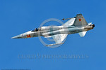 F-5USN-VFC-13 0022 A banking Northrop F-5E Freedom Fighter USN jet fighter 761535 VFC-13