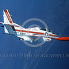 T-2USN 00096 A flying North American Aviation T-2C Buckeye US Naval Test Pilot School 158579 10-1987 military airplane picture by Robert L Lawson