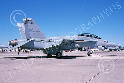 Boeing F-18F-USN 00007 A static Boeing F-18F Super Hornet USN VX-9 VAMPIRES XE code NAS Fallon 9-2009 military airplane picture by Michael Grove, Sr