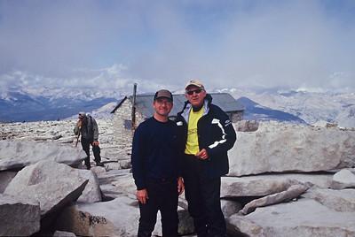 California, Mt. Whitney - Aug. 2, 2003